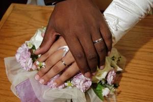 Interracial Matrimonial