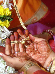 Significance of the Mangalsutra in an Indian Marriage