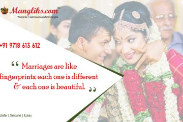 Why Delhi Matrimony Sites?? | Manglik Matrimony