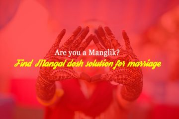 Mangal dosh solution for marriage
