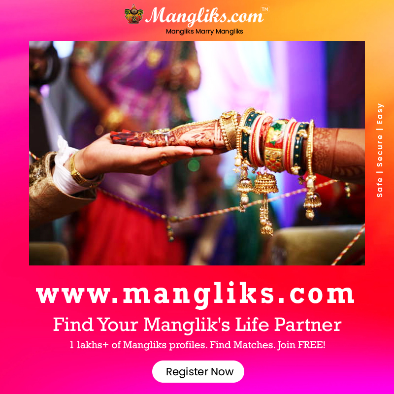 Manglik Dosh and its Impact on Married Life