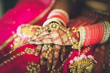 How Important Of A Punjabi Bride Choora