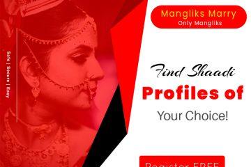 The Principles of a Hindu Manglik Matrimonial