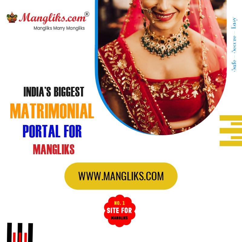 Manglik Matrimony Sites – A Boon for Manglik Matrimony