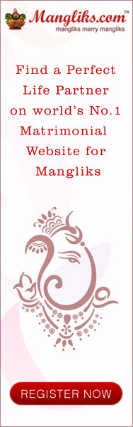 Mangalik Marriage Free Register