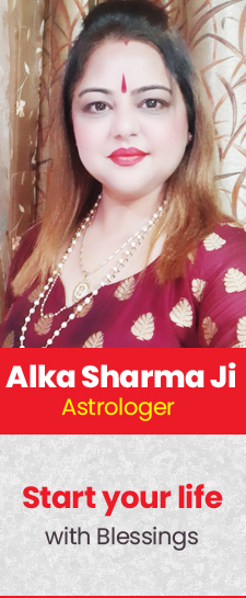 Astrologer Alka Sharma