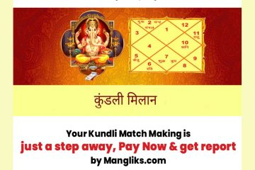 Importance of Kundli Matching in an Indian Marriage