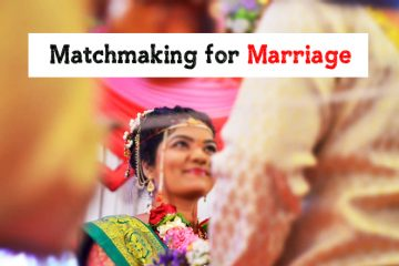 Matchmaking for Marriage