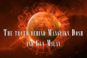 The truth behind Mangliks Dosh and Gun Milan