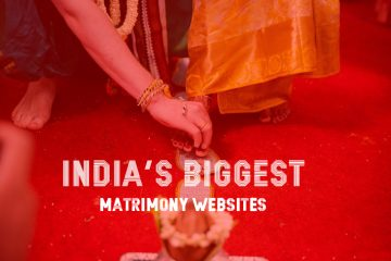 India's Biggest Matrimony Websites