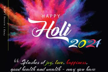 Holi, Festival of Colours