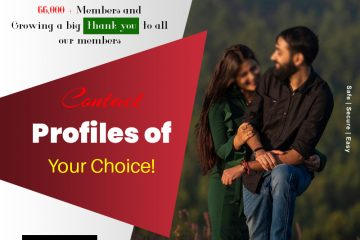 Online Matrimony Website – Things to consider while registering on matrimony site